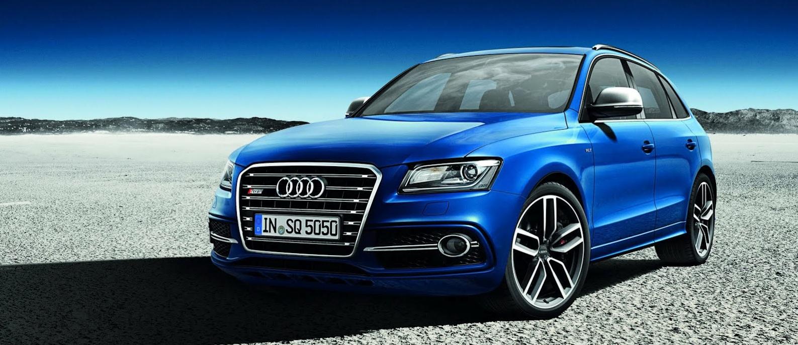 Test anvelope de vara 2013 - 235/64R17 - Audi Q5