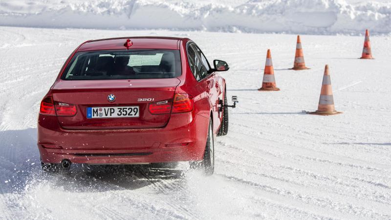 Test 2015 anvelope iarna 225/50R17
