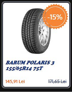 anvelope barum polaris 3