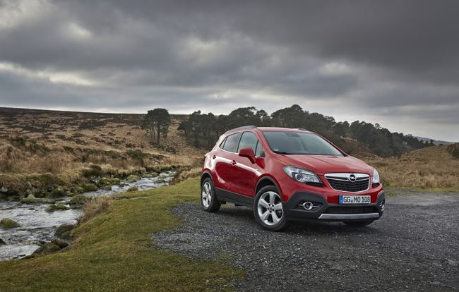Anvelope Opel Mokka