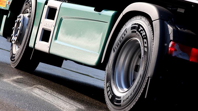 Anvelope camioane Pirelli