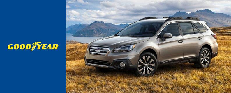 Goodyear Subaru Outback