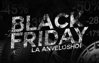 Black Friday la AnveloSHOP: 18-20 Noiembrie