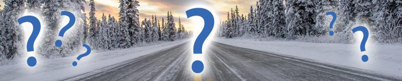 20 de intrebari despre anvelopele de iarna