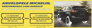 Voucher Anvelope Michelin