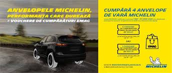 Voucher cumparaturi -Michelin