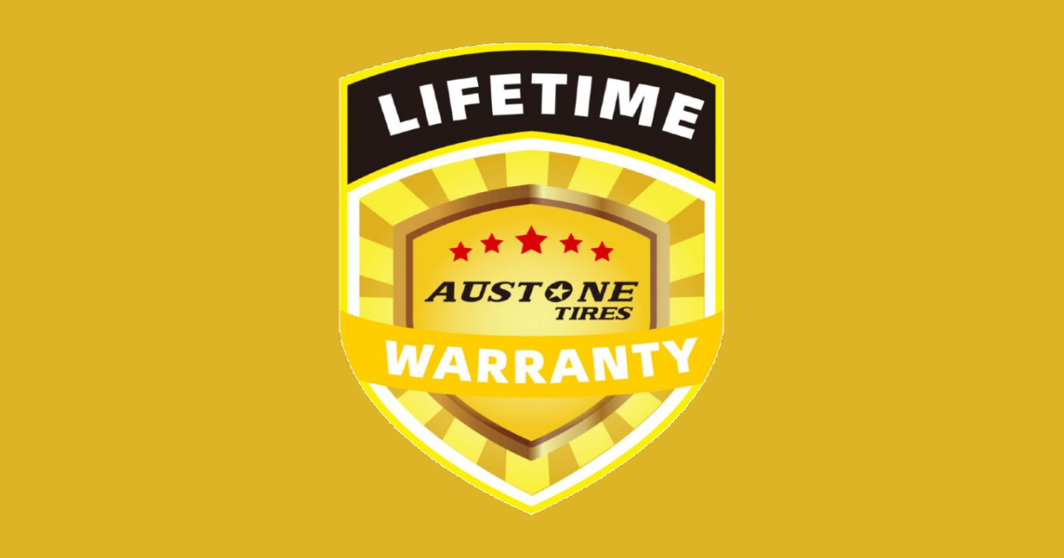 austone lifetime warranty