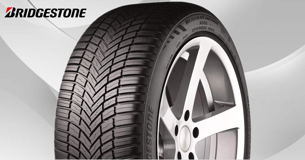 Pneu nou Bridgestone Weather Control A005 EVO 4 anotimpuri