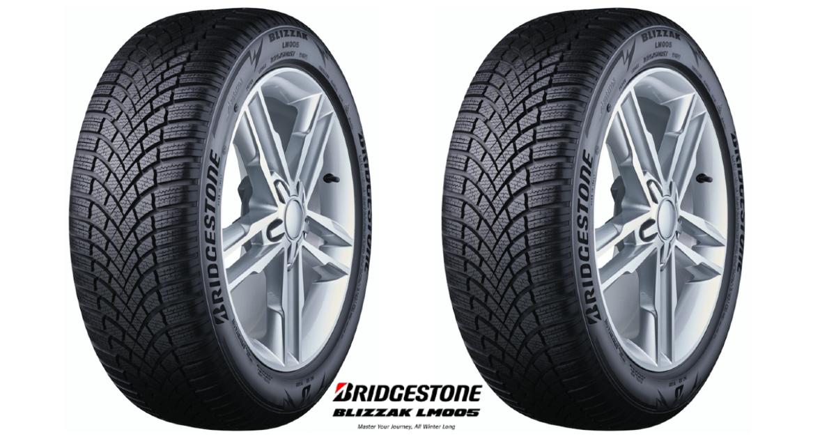 Anvelopa de iarna Bridgestone Blizzak LM005 in 2020