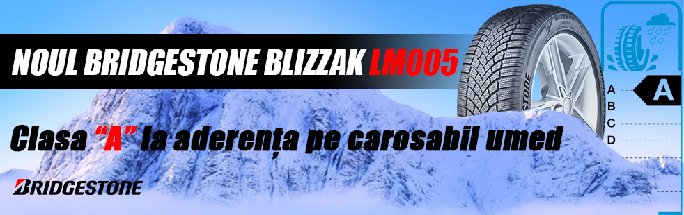 Anvelope de iarna Brdigestone Blizzak LM005