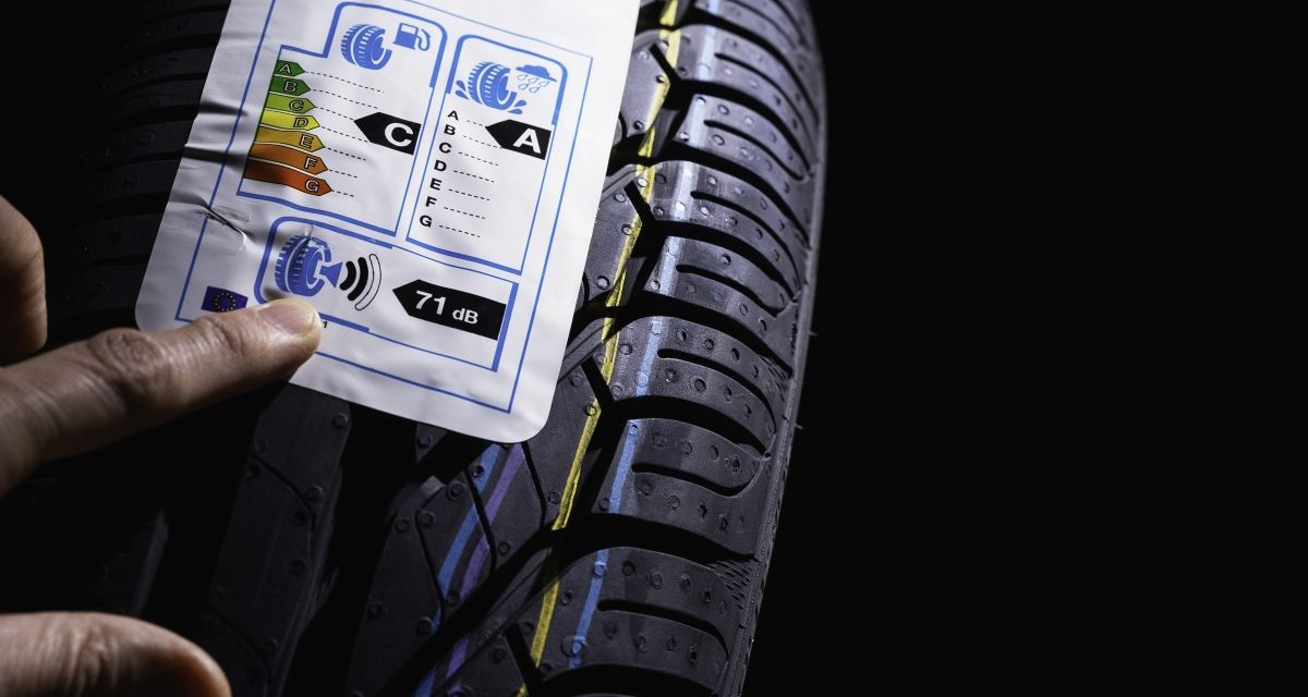 Eticheta noua pe anvelope din 2021