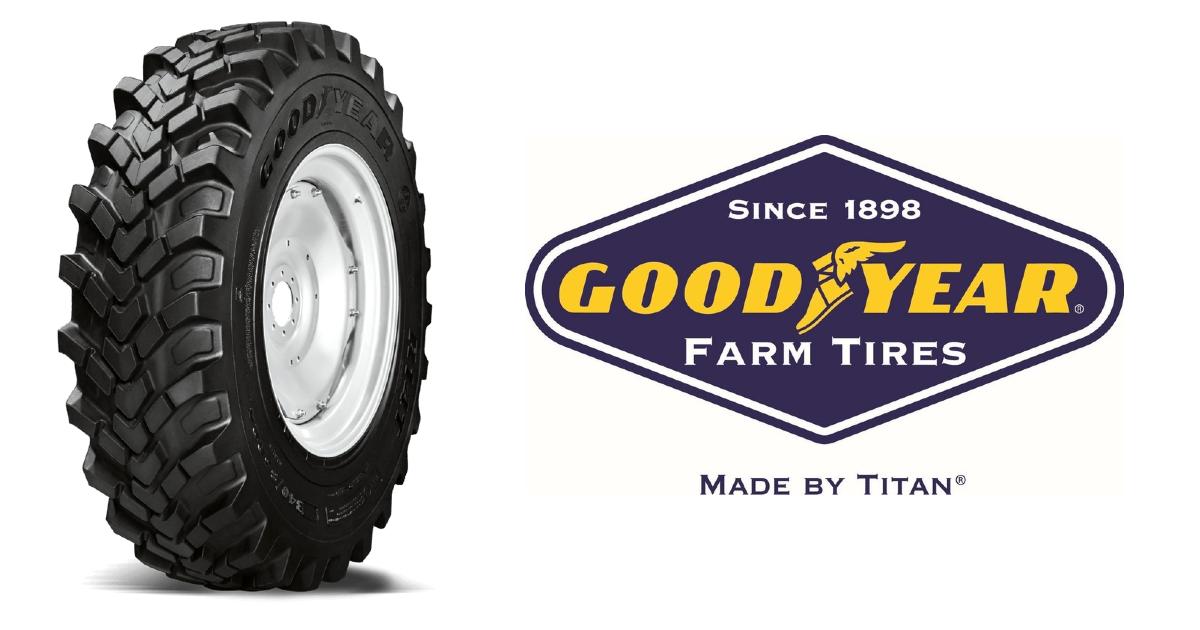Goodyear a lansat profilul agricol R14
