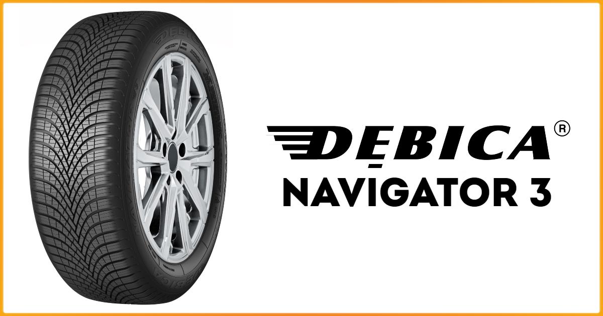 Nou pe AnveloSHOP - Debica Navigator 3